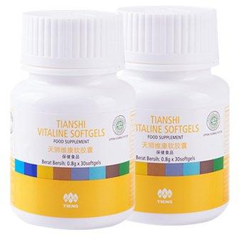Tiens Obat Alami Anti Penuaan Dini Vitaline