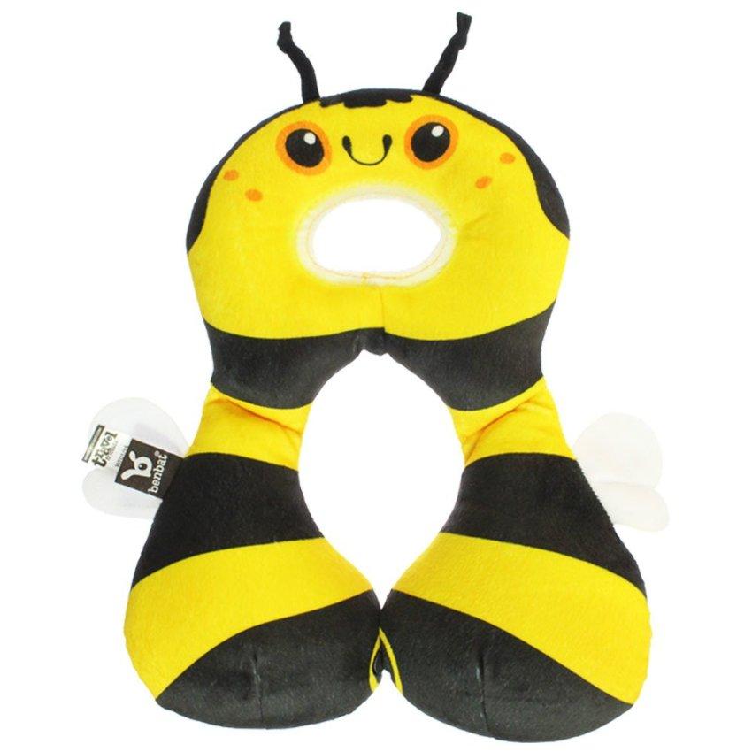 harga Benbat Bantal Leher Anak Total Support Headrest Bee Lazada.co.id