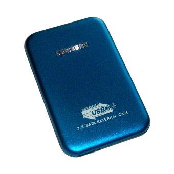 Jual Samsung External Case 2.5 Sata USB 3.0 - F2 - Biru