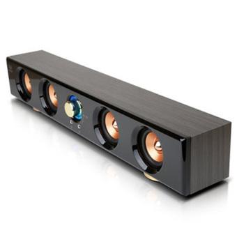 Royche MUSES MIDAS S3 Wood Soundbar 2.0 Multimedia Speaker System (Intl)