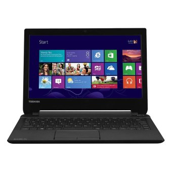 Toshiba Satellite NB10 - A104 - Hitam
