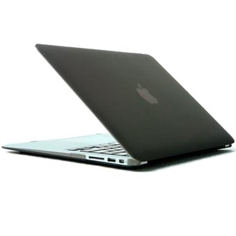 De Cheng Frosted Case for Macbook Air 13.3 (Gray) - Intl
