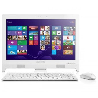 Lenovo PC AIO C20-00-22ID - Celeron® N3050 - 2Gb - 500Gb - Intel HD Graphics - Windows 10 - 20