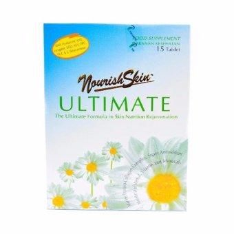 Nourish Skin Ultimate isi 15 Tablet