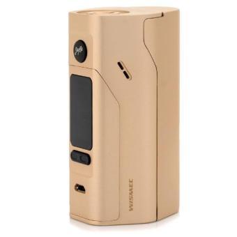 Wismec Reuleaux RX 2/3 Mod Rokok Elektrik - Gold(Gold)