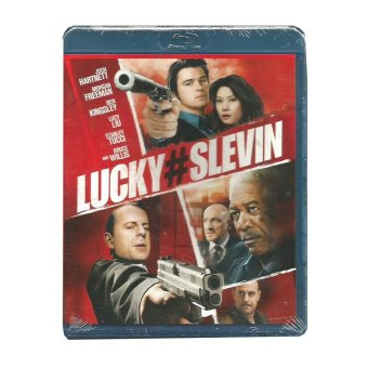 Weinstein Company Lucky Number Slevin Blu-ray