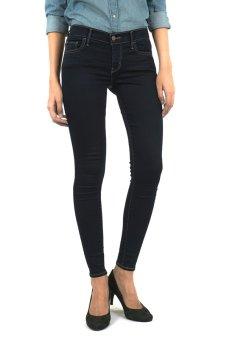 Levi's 710 Super Skinny Jeans Dusk Rinse