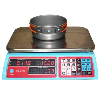 MK - Timbangan Laundry Timbangan Digital 40kg Computing Scale
