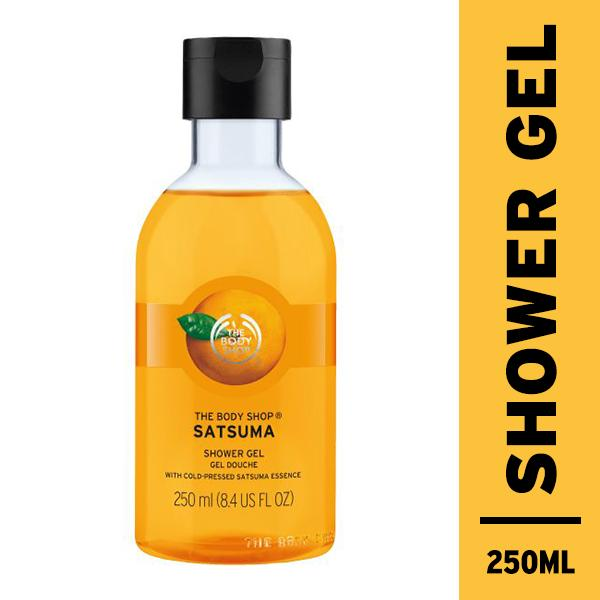 Jual The Body Shop Satsuma Shower Gel 250Ml Di Banten