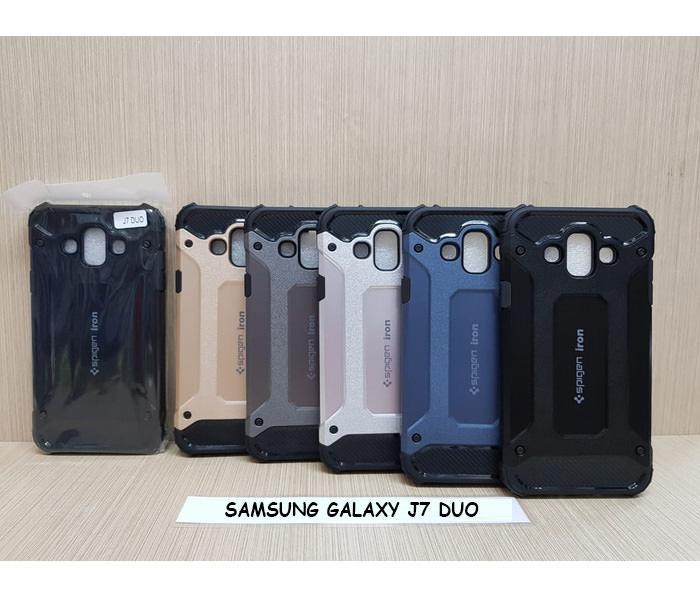 Fitur Samsung J7 J710 2016 Case Spigen Rugged Capsulesoft Back Case ... fd050f1889