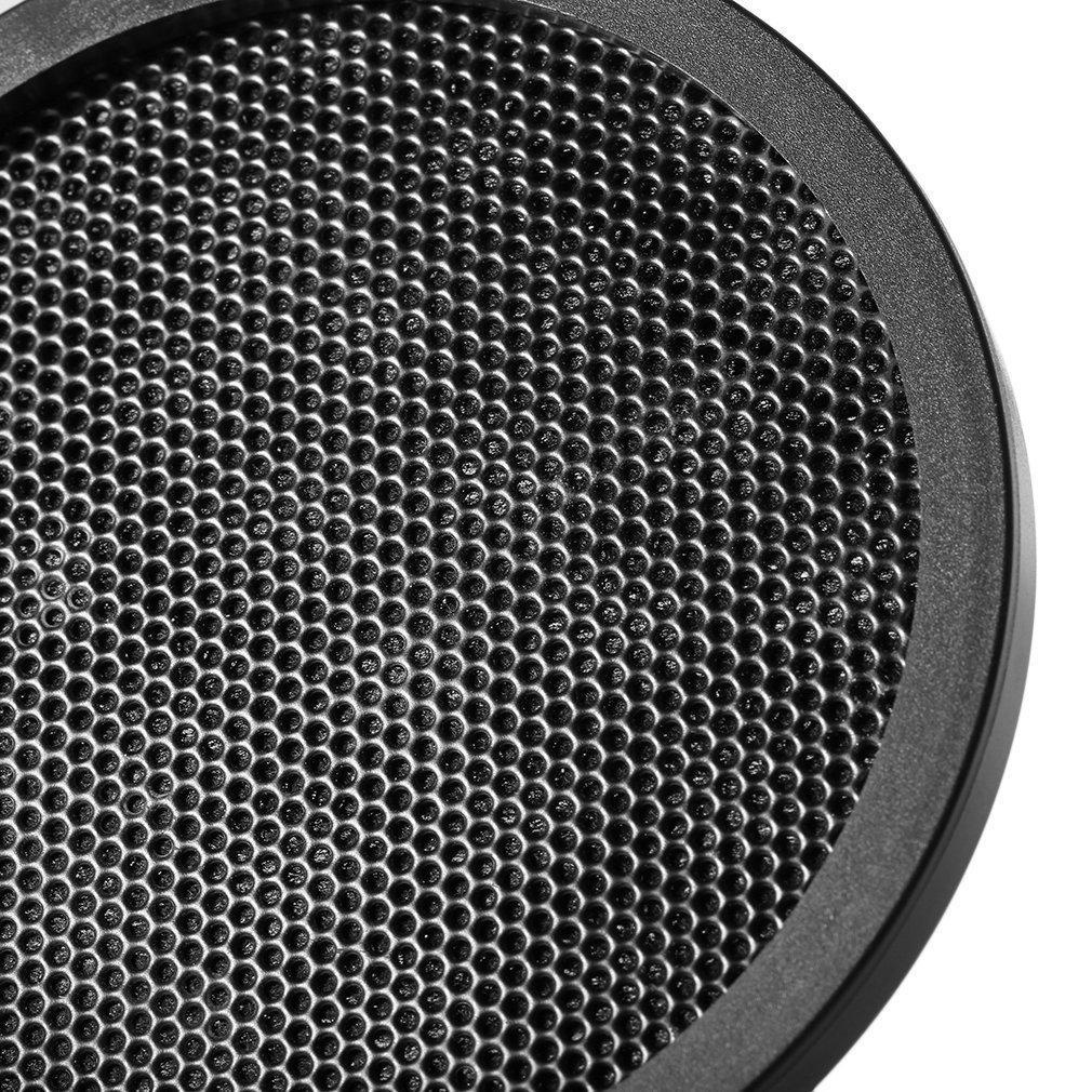 Fitur Ps 2 Dua Lapis Mic Mikrofon Studio Angin Layar Filter Pop Layer Ganda Bop Untuk Merekam 4