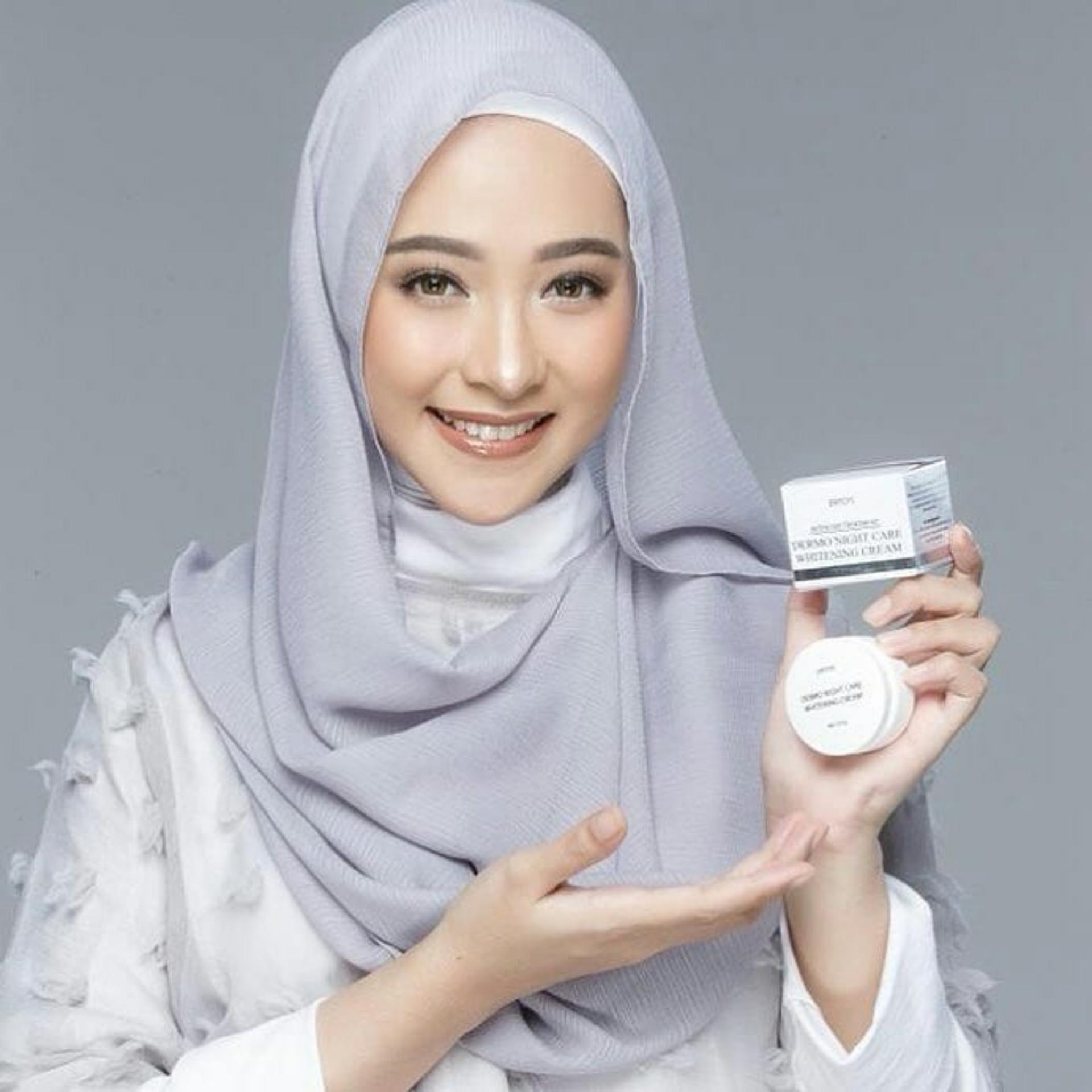Fitur Ertos Whitening Treatment Paket Hemat Super Kinclong Night Glowing 1 Cream Serum Facial Wash