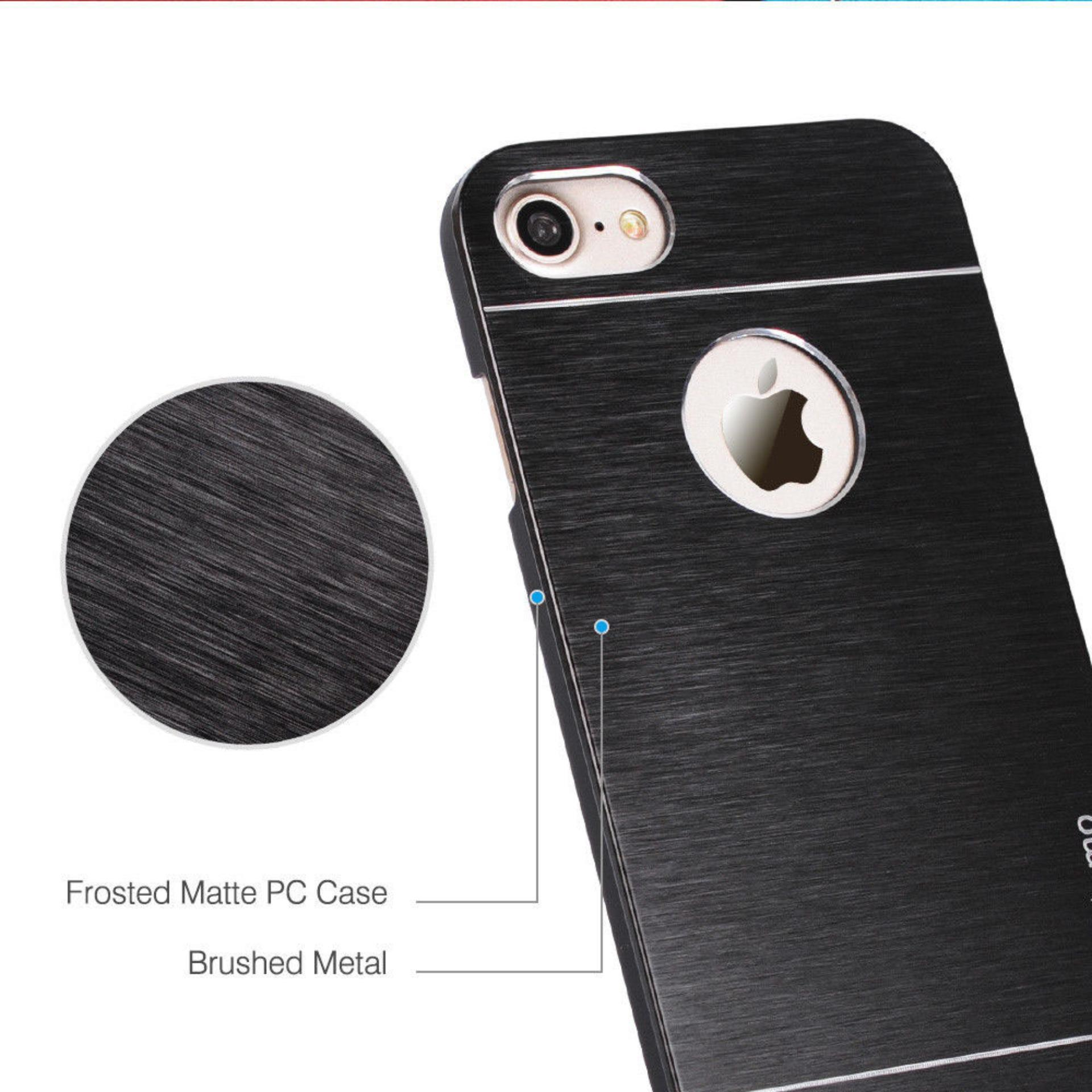 Motomo Hardcase Backcase Untuk Vivo Y21 Hitam Daftar Harga Source · Gambar Produk Rinci Motomo iPhone 6G 6S 4 7 inchi Metal Hardcase Metal Back Cover Gold