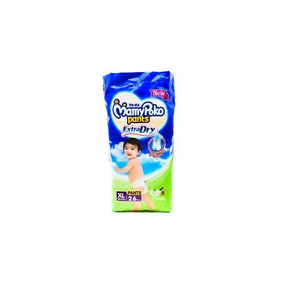 Beli Mamypoko Extra Dry Xl Isi 26 Jawa Barat