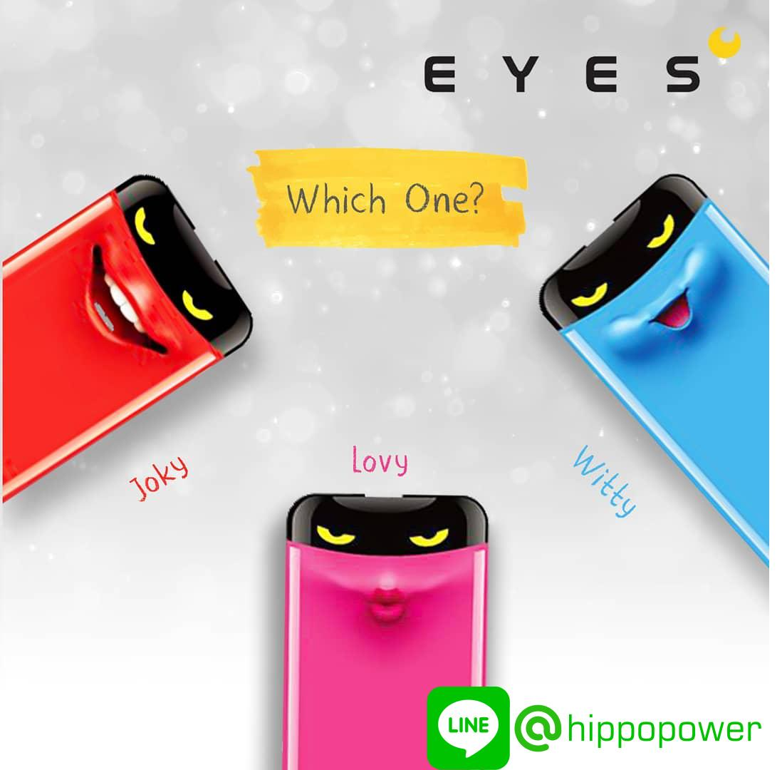 Kelebihan Hippo Powerbank Eyes 12000 Mah Terkini Daftar Harga Dan Atlas 12000mah Simple Pack Polymer Cell Power Bank Cute 7000