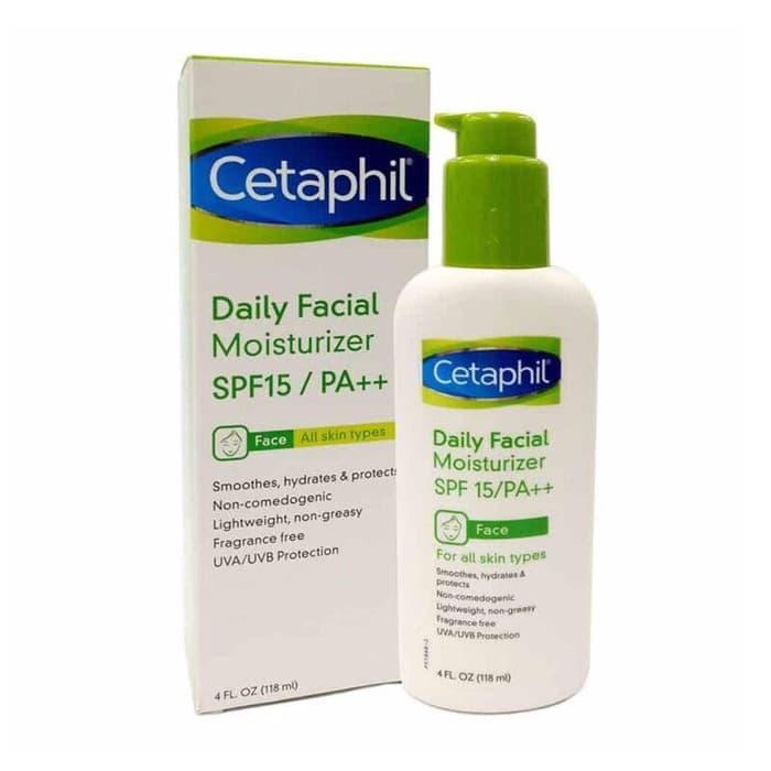 CETAPHIL DAILY FACIAL MOISTURIZER SPF 15 / PA++ FACE 118ml