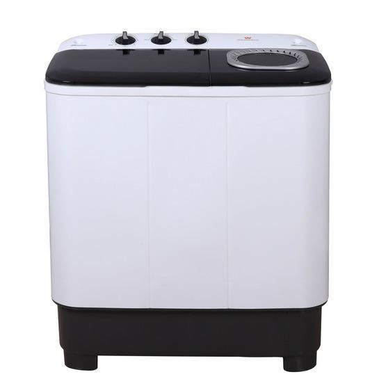 Electrolux WW-TT 132 Mesin cuci 2 Tabung 12KG Hitam kombi khusus JABODETABEK