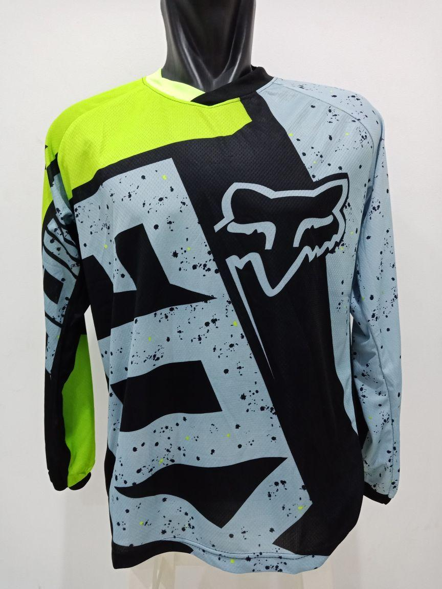 Baju Jersey Sepeda downhill motocross FOX