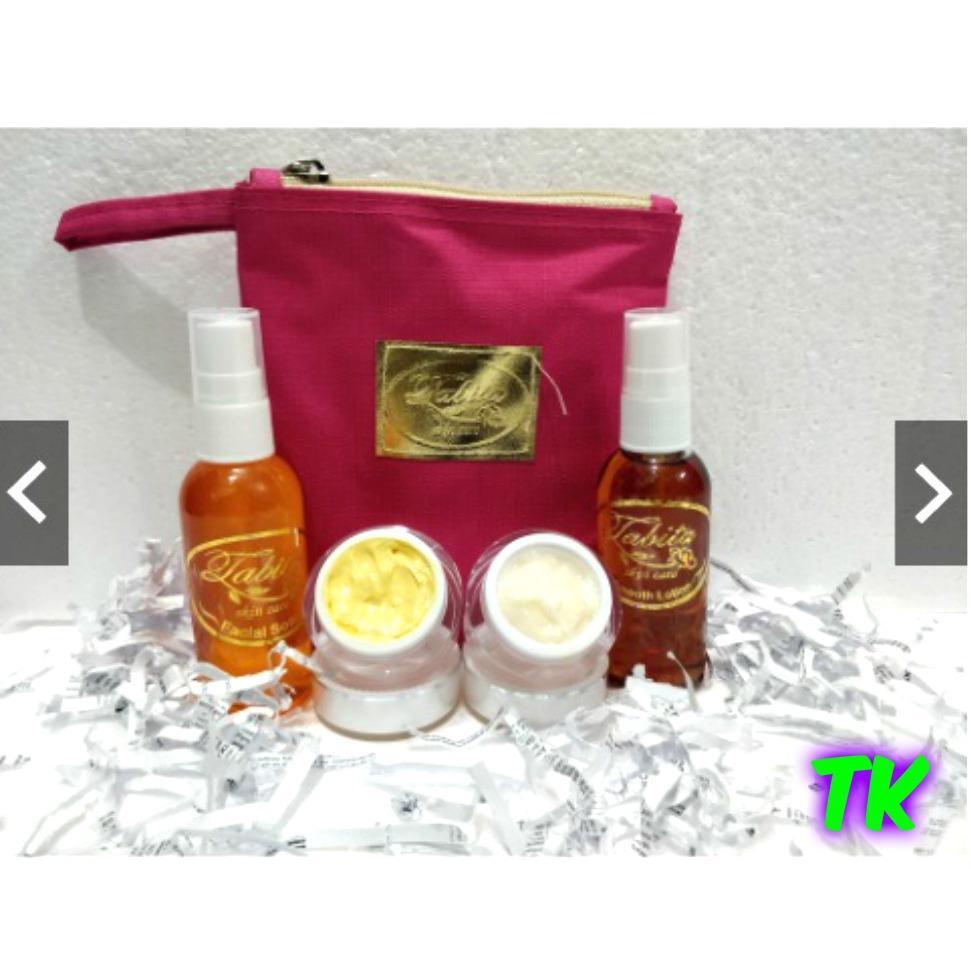 ORIGINAL Skin Care TABITA EXCLUSIVE Kemasan Kecil 20gr - SN