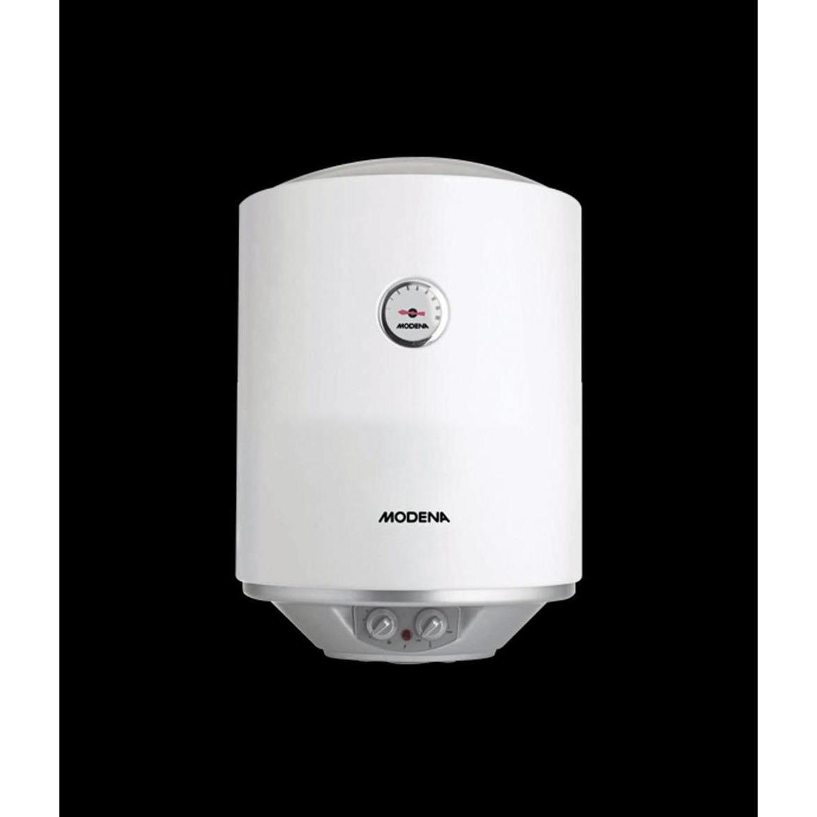 Super Promo Electric Water Heater Modena Es-30V .30 Liter. Murah
