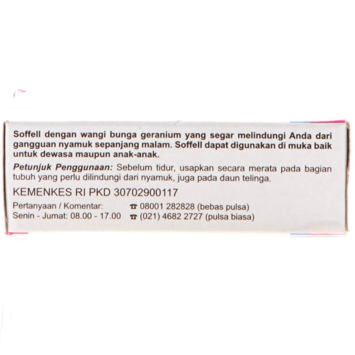 Review Of Soffel Geranium Box 5sx10gr Latest Models Specifications Soffell Botol Bunga 80gr X3