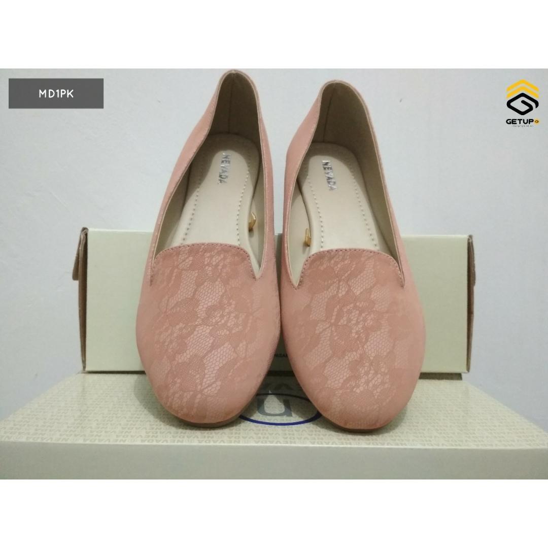 Sepatu Flat Nevada Size 38 Best Buy Indonesia Dea Wanita Slip On Shoes 1704 59 Coffee 36 41 Cokelat 40 Detail Gambar Md1 Pink 39 Terbaru