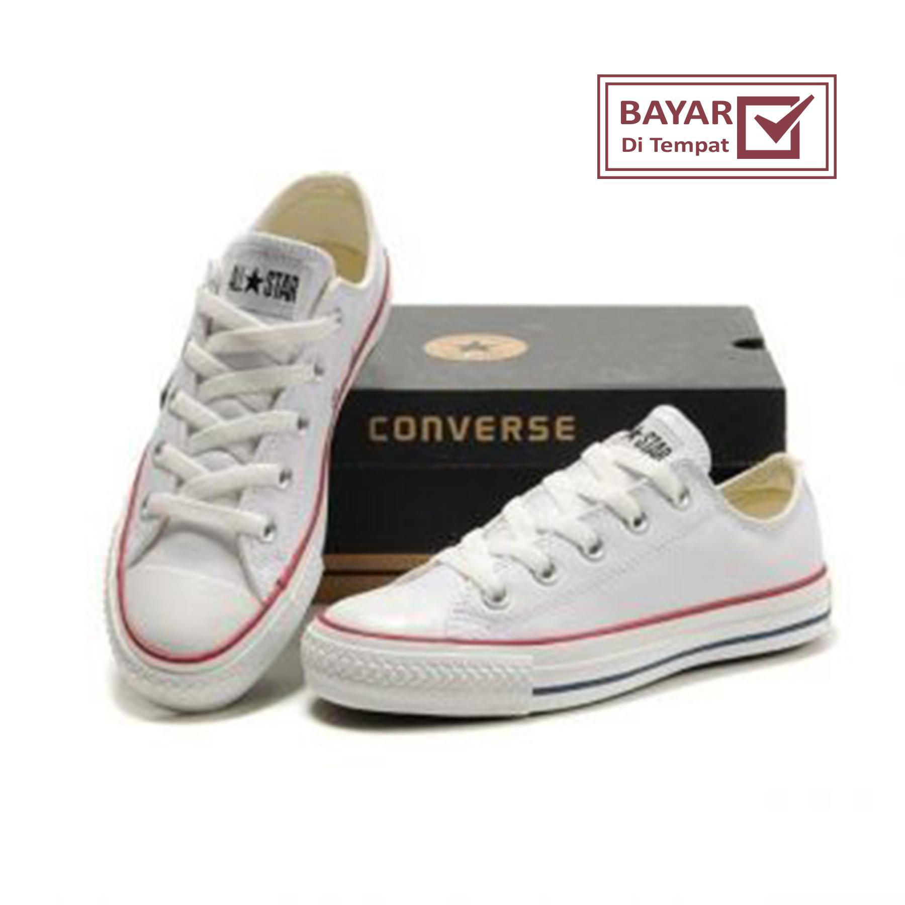 Sepatu All Star Premium Kets Pria dan Wanita Sneakers Casual Slip On Original  Sneakers 6ae96f2314