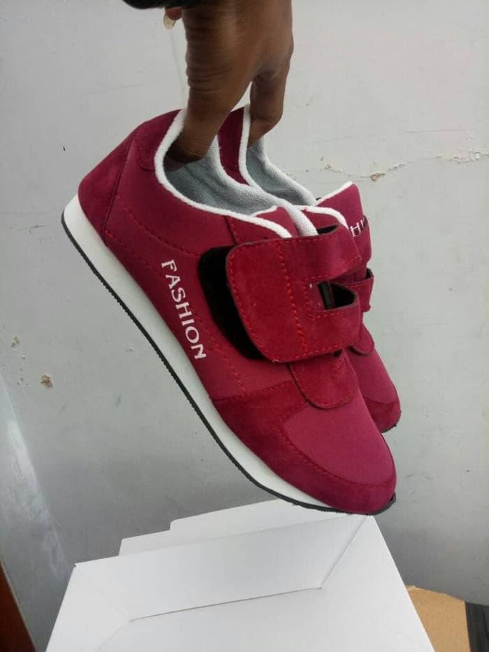 Sepatu Murah- Sepatu Kets Fashion - 2