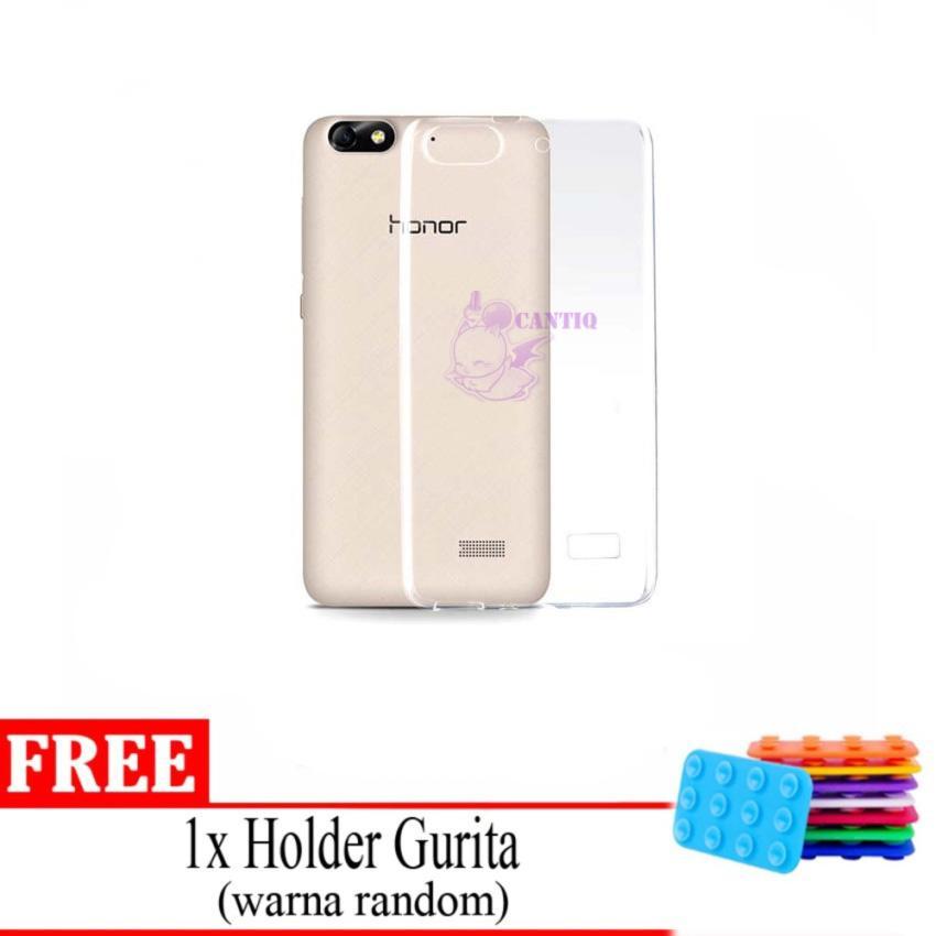 QCF Case Huawei Honor 4C / Ultrathin Huawei Honor 4C / Silikon Huawei Honor 4C /