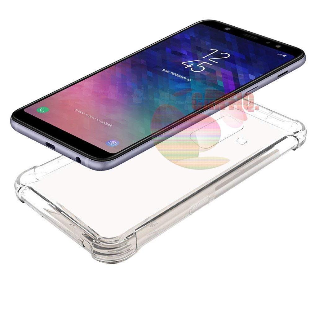 Softcase Anti Crack Shock For Samsung Galaxy J2 Aircase Putih Wanky Proof Silikon Prime Case A6 Plus 2018 Ultrathin Elegant Jamur Air