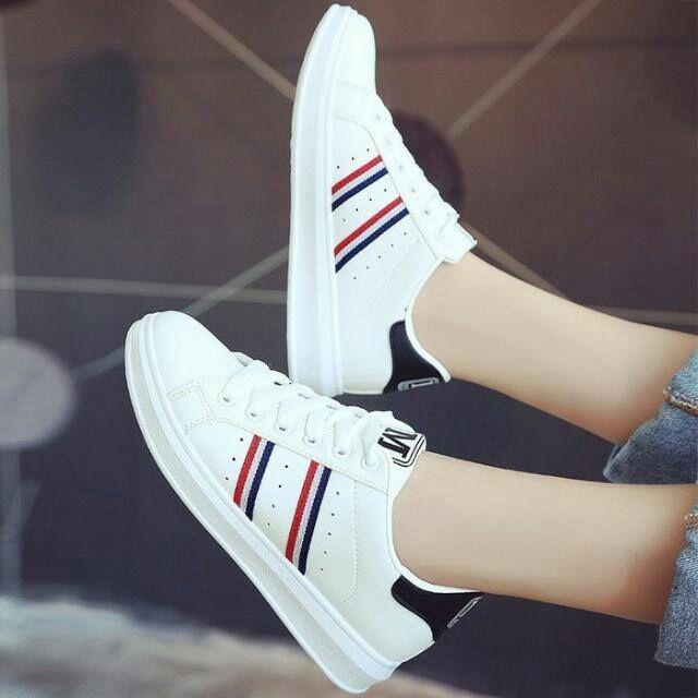 Sepatu Kets M Putih Berpori Indonesia 1ccf1a80e7