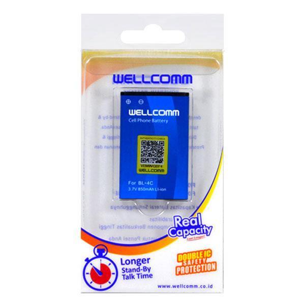 BATERAI WELLCOMM 6100 (BL-4C)