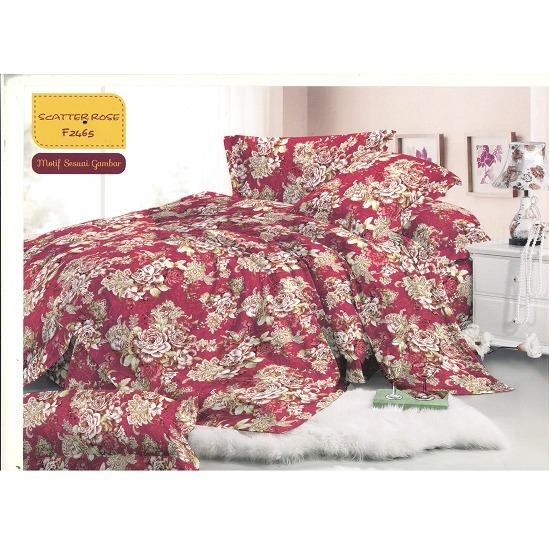 Harga Millenia Disperse Set Sprei Scatter Rose 180 X 200 Cm Ready Stock Online
