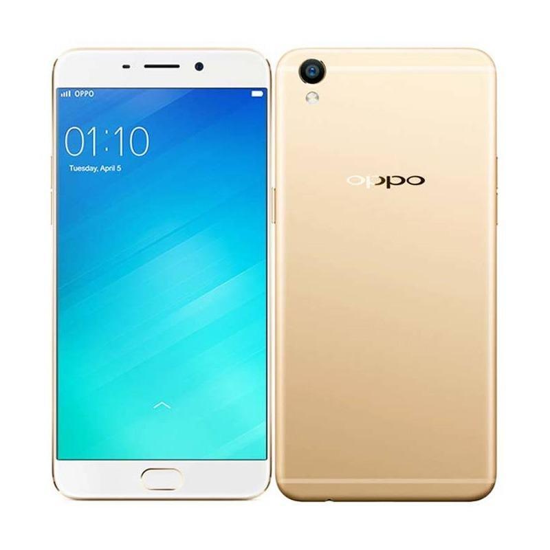 OPPO F1 Plus Selfie Expert Smartphone - Gold [64GB/ 4GB]