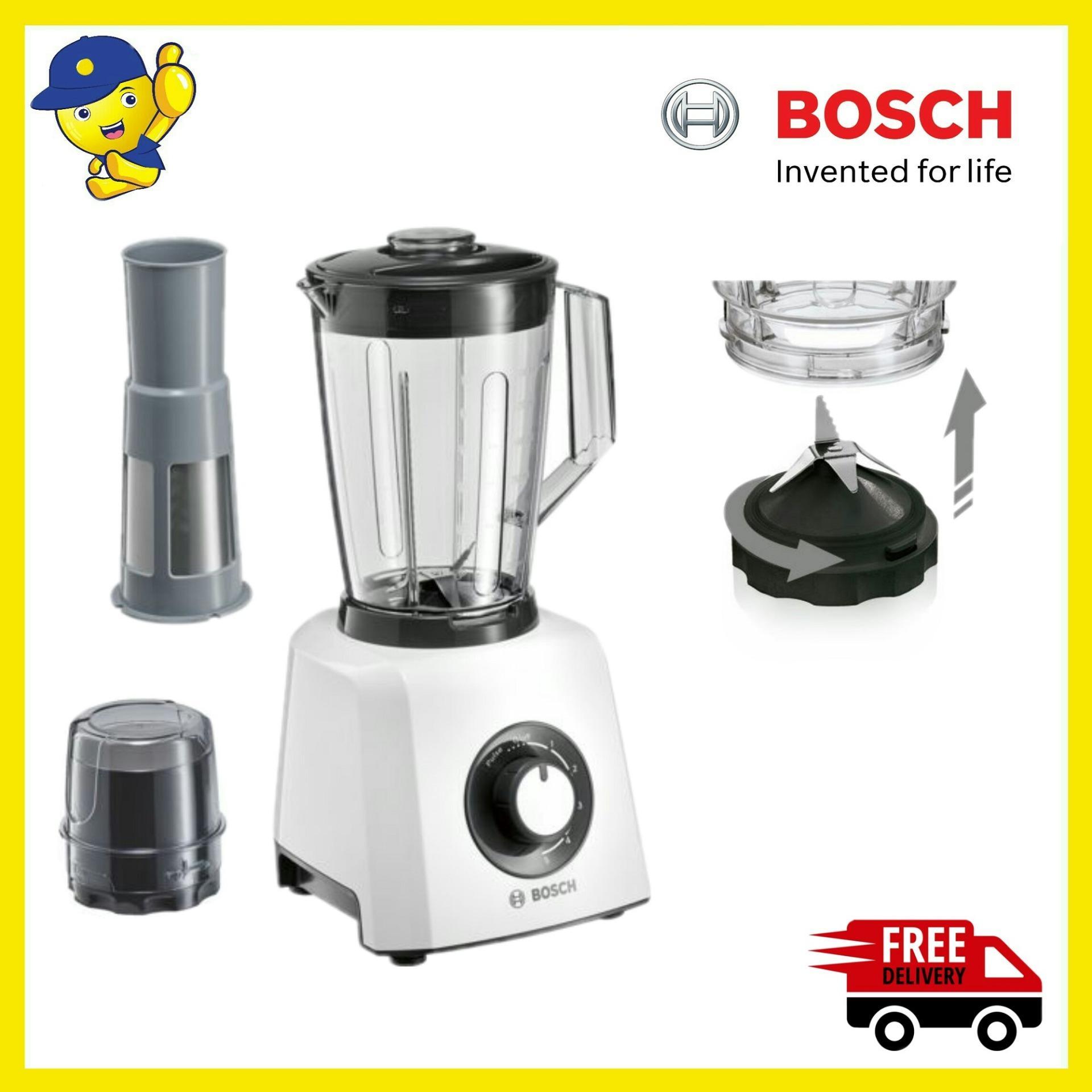 Bosch Blender MMB33P5B Mighty Mixx - Free Ongkir Jabodetabek
