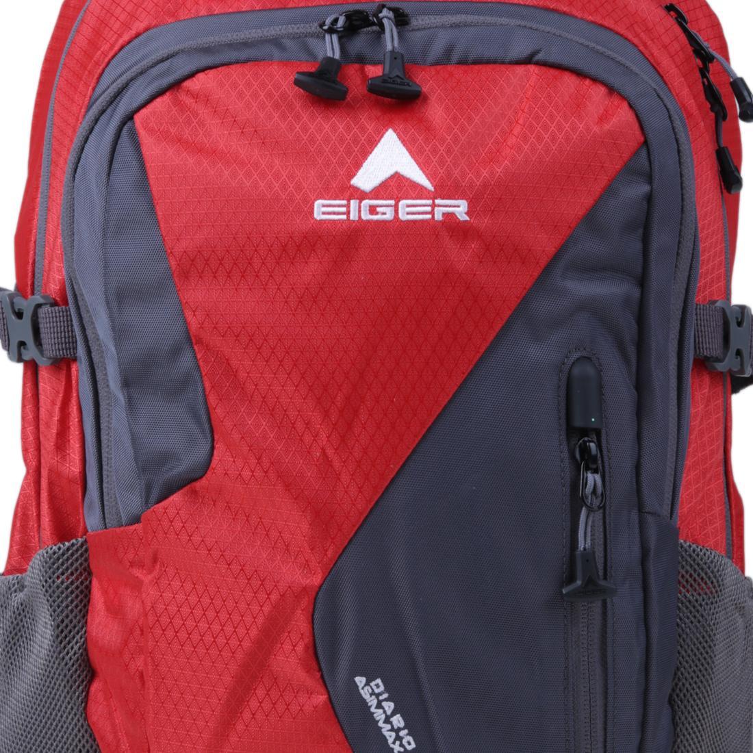 Kelebihan Eiger Diario Asimmax 23l Merah Abu Terkini Daftar Harga Tas Laptop 5
