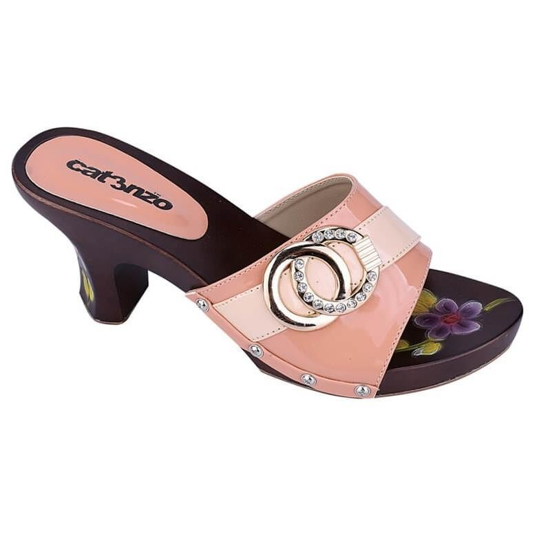 PROMO Sandal High Heels Wanita - YT 054 ORIGINAL CAT3NJO