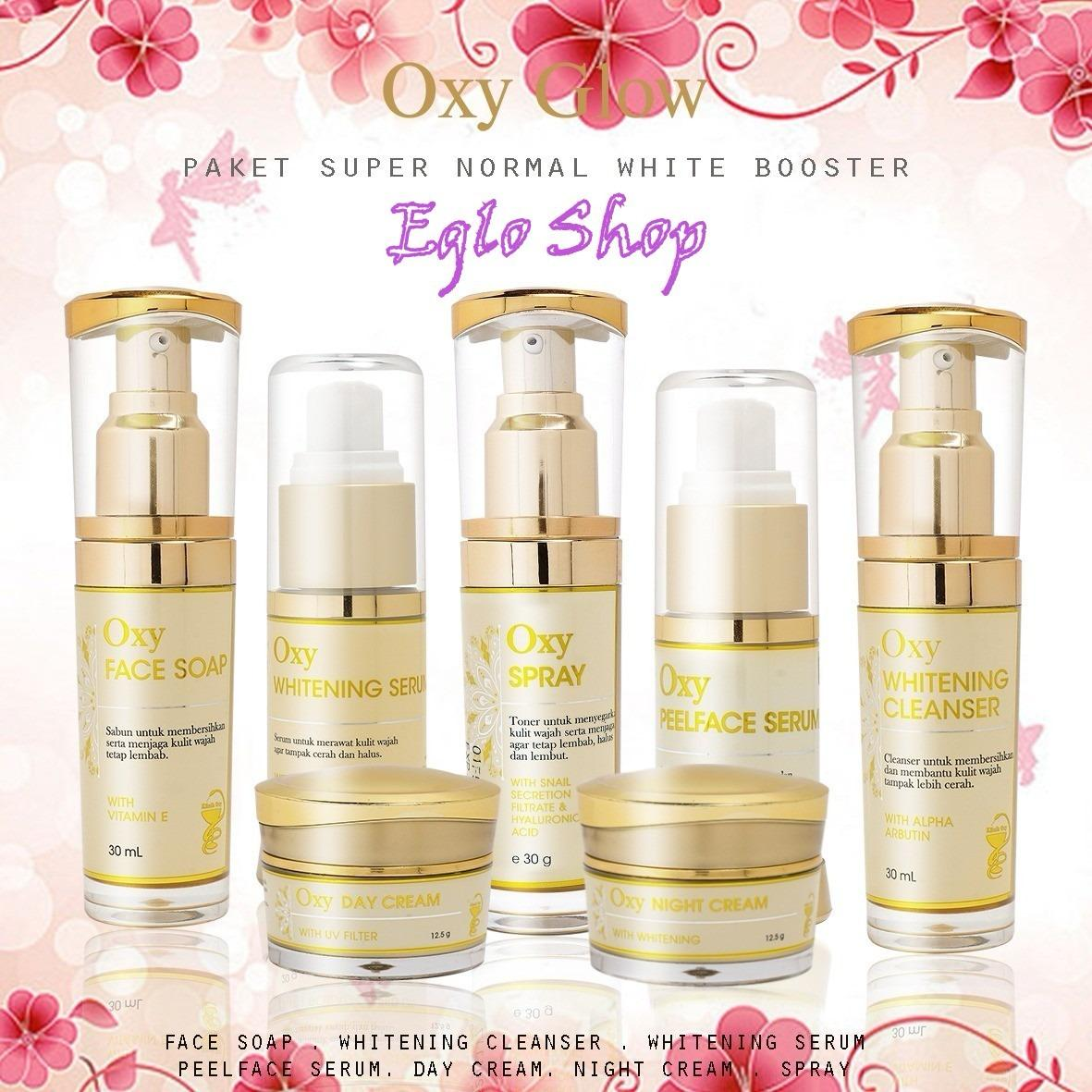 Review Tentang Oxyglow Paket Normal Super Reguler Booster