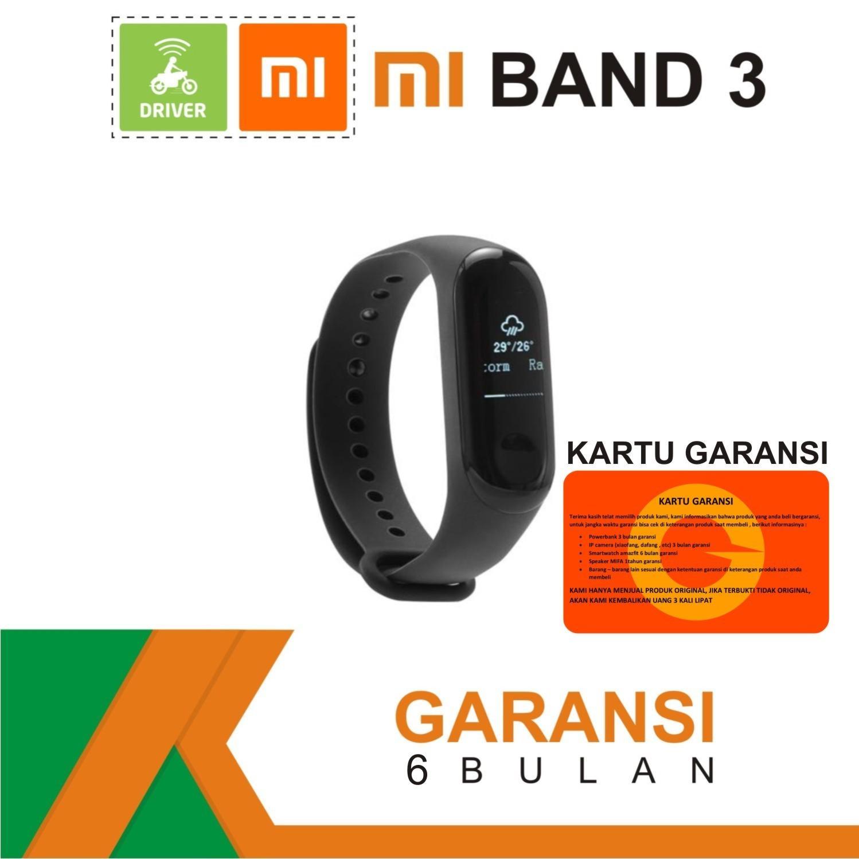 Fitur Xiaomi Miband 2 Smartband With Oled Display Dan Harga Terbaru Mi Band Original Smart Bracelet 3 Alt Hitam