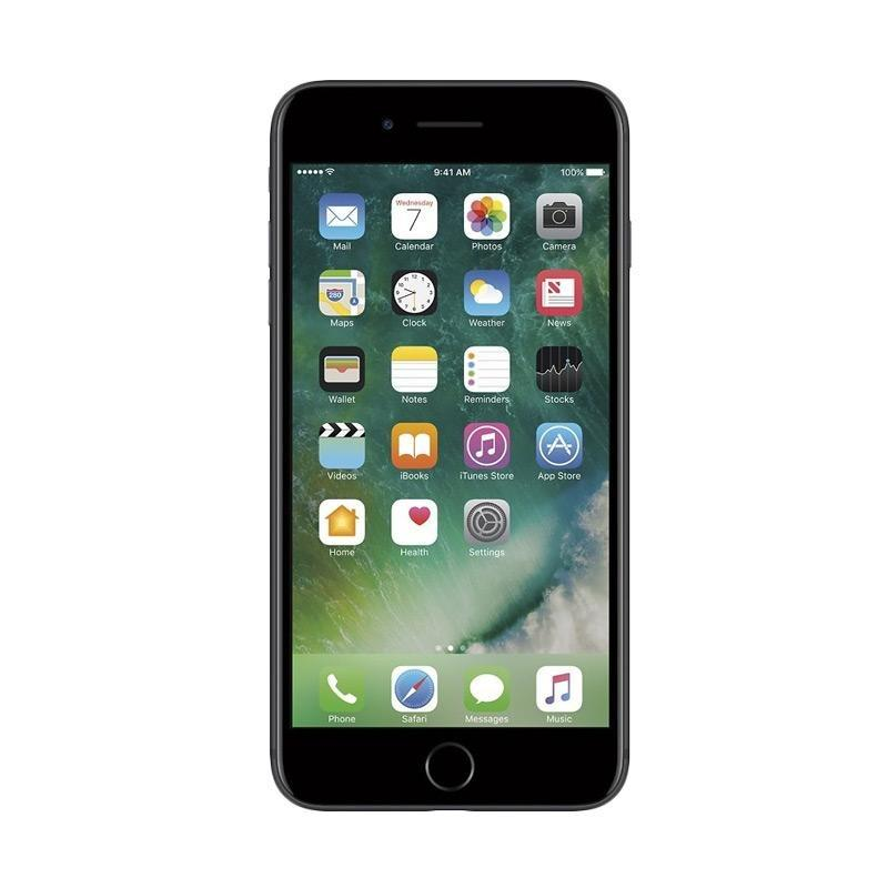 Apple iPhone 7 - 256GB/2GB - Jet Black