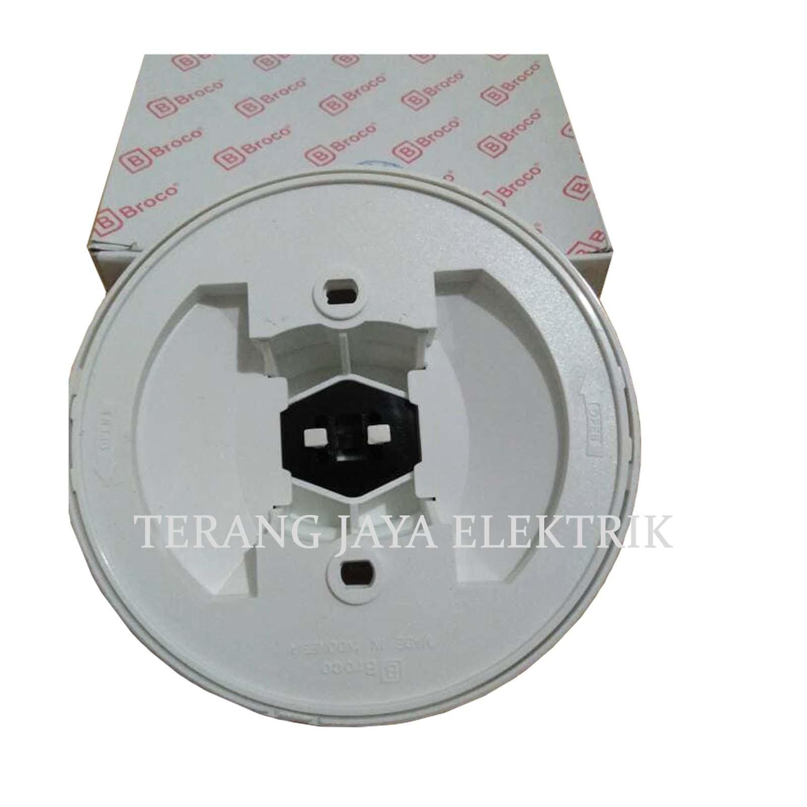 Fitur Fitting Fiting Rumah Lampu Plafon Minimalis Broco 12101 Dan Wiring 3