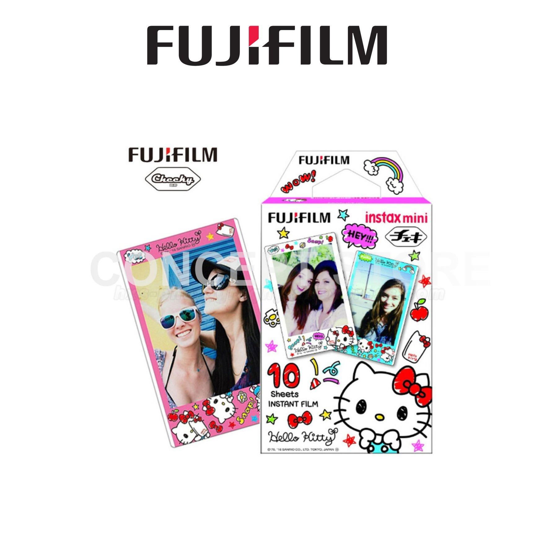 Kelebihan Fujifilm Paper Refill Instax Mini Film Disney Princess Backpack Pria Raindoz Bbr611 Kitty