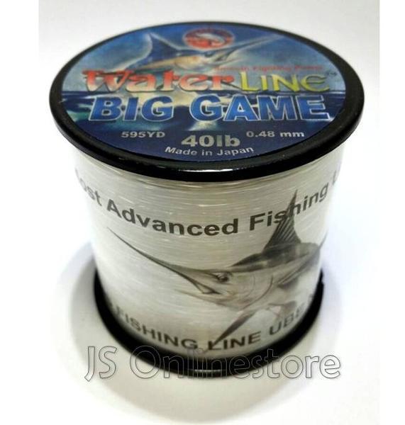 Senar Pancing - Golden Fish Water Line Big Game 40 Lb