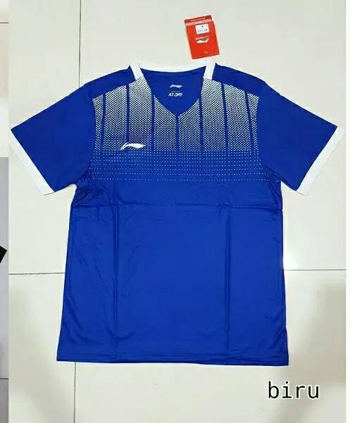 Detail Gambar ORIGINAL!!! kaos/baju badminton LINING IMPORT - HjKo77 Terbaru