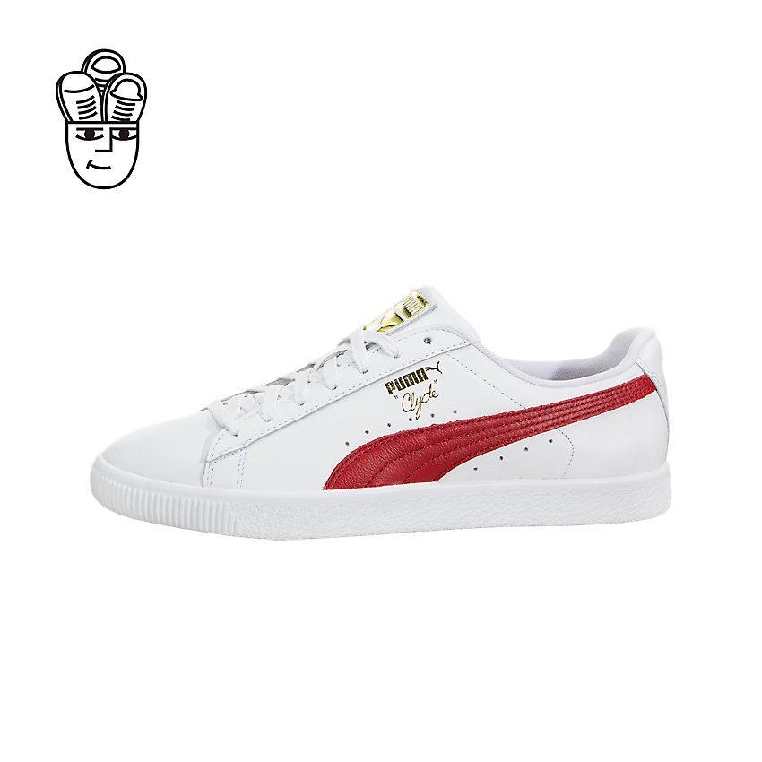 Puma Clyde Core L Foil Retro Shoes Men 36466903 -SH - 3 .