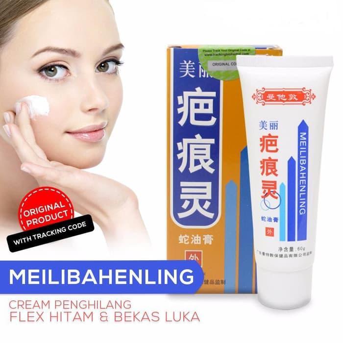 Meilibahenling BPOM Cream Penghilang Bekas Luka