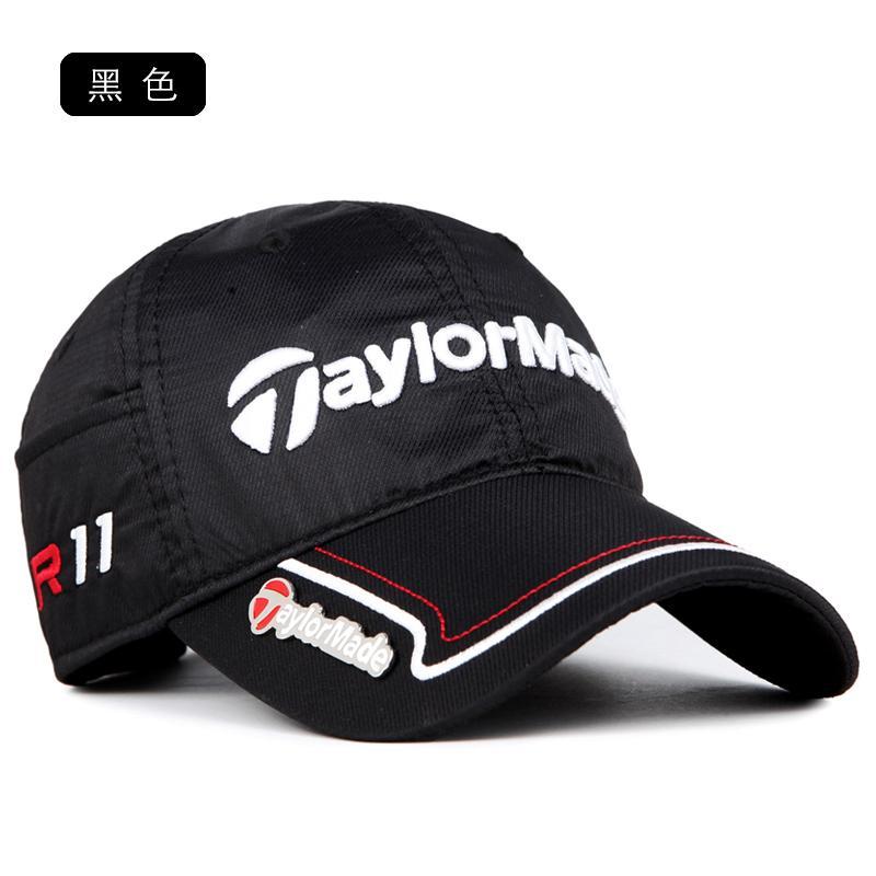 Golf Topi Model Biasa Korea Fashion Style Pria Topi Olahraga Luar Rumah (Ji klasik model