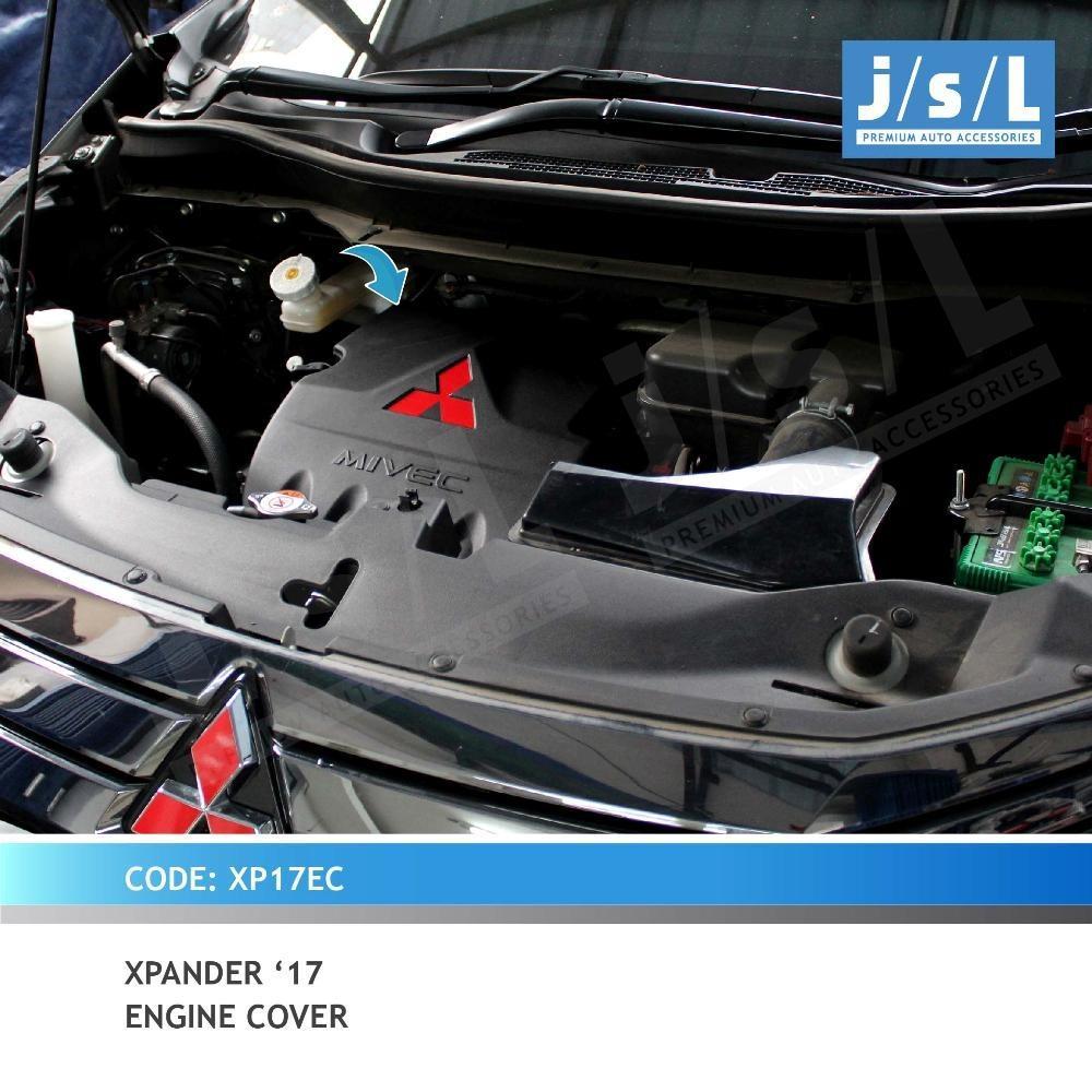... Engine Cover Mitsubishi Xpander Cover Tutup Mesin - JSL - 3