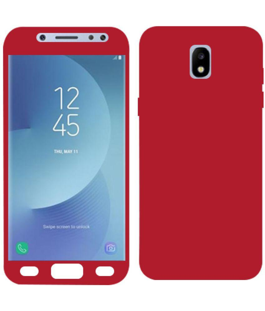 Fitur Case 360 Free Tempered Glass For Samsung J3 Pro J5 Pro J7 Pro