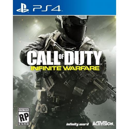 PS4 CALL OF DUTY: INFINITE WARFARE. (Region 2/EUR/English)